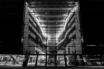 Black Diamond, Kongelige Bibliotek, Copenaghen 2015 - Nikon D810, 24mm (14-24mm ƒ/2,8) 20sec ƒ/13 ISO 100