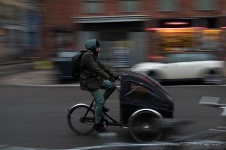 Ciclista a Copenaghen, 2015 - Nikon D810, 18mm (16-85mm ƒ/3.5-5.6) 1/15sec ƒ/6.3 ISO 400