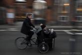 Ciclista a Copenaghen, 2015 - Nikon D810, 24mm (24-70mm ƒ/2.8) 1/20sec ƒ/4 ISO 64