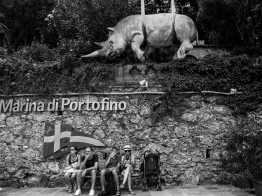 """Marhino"" di Portofino - 20 agosto 2014 - Canon PawerShot G1 X, 15mm, 1/100 ƒ/14 ISO 400"