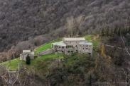 Abbazia romanica di San Pietro al Monte. Nikon D810, 70mm (24-70mm ƒ/2.8) 1/13sec ƒ/8 ISO 64