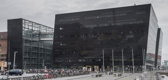 Black Diamond, Kongelige Bibliotek, Copenaghen 2015 - Nikon D810, 16mm (16-85mm ƒ3.5-5.6) 1/160 ƒ/9 ISO 400