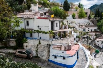 Sacromonte, Granada, aprile 2015 - Nikon D300s, 22mm (16-85mm ƒ/3.5-5.6) 1/1250sec ƒ/5.6 ISO 200