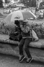 """""""Cousins"""". Alhambra, Granada, april 2015 - Nikon D300s, 52mm (16-85mm ƒ/3.5-5.6) 1/80sec ƒ/5 ISO 640"""