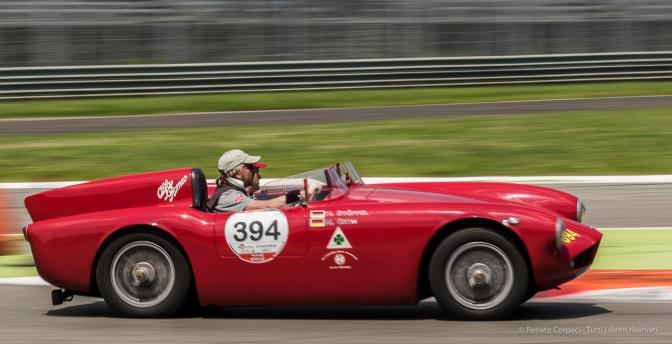 Alfa Romeo - Nikon D810, 85mm (85.0mm ƒ/1.4) 1/50 ƒ/9 ISO 64