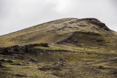 More waves: soft moss over lava. Nikon D810, 105 mm (24-120.0 mm ƒ/4) 1/200 sec ƒ/5.6 ISO 64