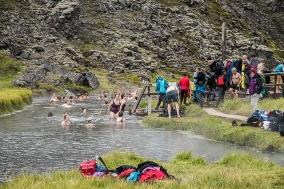 Bathing in warm water. Nikon D810, 120 mm (24-120.0 mm ƒ/4) 1/200 sec ƒ/8 ISO 64