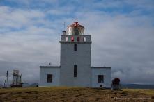 The lighthouse at Dyrhólaey stands on a 120-metre high promontory. Nikon D750, 55 mm (24-120.0 mm ƒ/4) 1/1600 sec ƒ/8 ISO 400