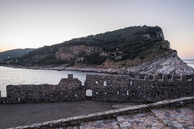 The Roman port dates back to the first century B.C. Nikon D810, 24mm (24 mm ƒ/1.4) 0.5 sec ƒ/6.3 ISO 64