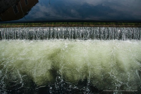 """The effluent is releasedinto the water system. Nikon D810, 24 mm (24-120 mm ƒ/4) 1/100"""" ƒ/11 ISO 64"""