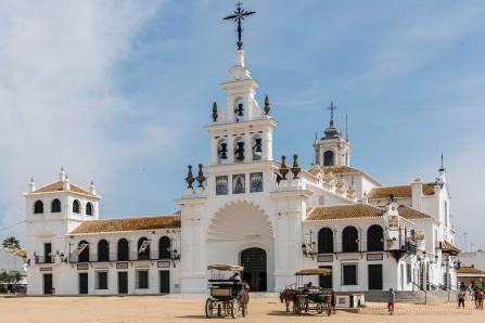 """El Rocío, Nuestra Señora de El Rocío. Nikon D810, 46 mm (24-120.0 mm ƒ/4) 1/320"""" ƒ/8 ISO 64"""