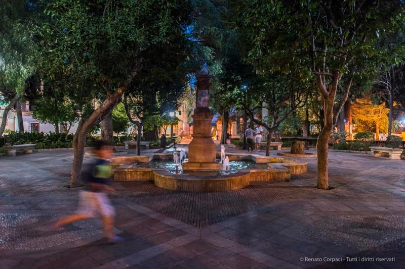 Ronda, Plaza Duquesa de Parcent