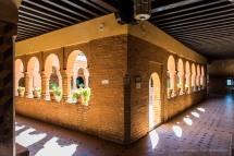"""Palos de la Frontera, Monastey of Santa Maria de la Ràbida. Nikon D810 24 mm (24-120 mm ƒ/4) 1/200"""" ƒ/8 ISO 64"""" ƒ/4 ISO 1600"""
