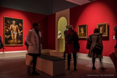 """Rubens e la nascita del Barocco"". Nikon D810, 24 mm (24-120.0 mm ƒ/4) 1/6"" ƒ/4.5 ISO 800"