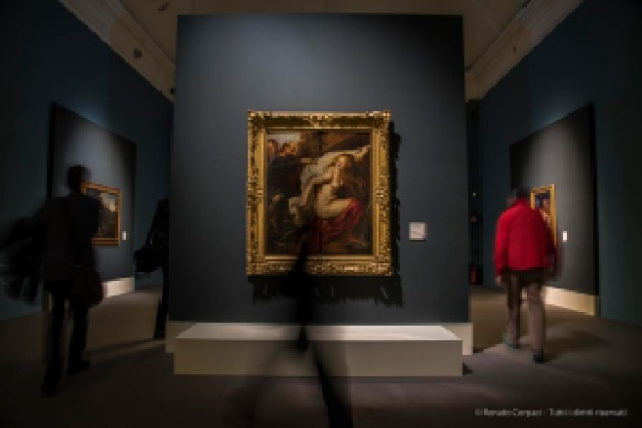 """Rubens e la nascita del Barocco"". Nikon D810, 24 mm (24-120.0 mm ƒ/4) 1/3"" ƒ/9 ISO 800"