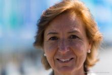 "Anna Zegna, president Fondazione Zegna. Trivero, May 2017. Nikon D810, 85 mm (85 mm ƒ/1.4) 1/3200"" ƒ/1.4 ISO 64"