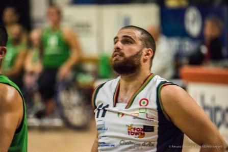 Jordi Ruiz. November 5th, PalaFamila Seveso, Briantea84 UnipolSai Cantù-Santo Stefano Sport Banca Marche