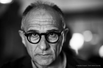 """Denis Curti, co-curator """"LaChapelle - Lost+Found"""". Artistic director Casa dei Tre Oci. April 2017. Nikon D810, 85 mm (85.0 mm ƒ/1.4) 1/320 f/1.4 ISO 64"""