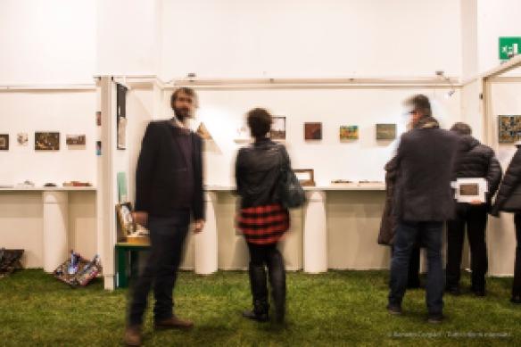Terra/Materiaprima - Mail Art project – Galleria di Arti Visive dell'Università del Melo, December 2016. Nikon D750 24 mm (24.0 mm ƒ/1.4) 0,6