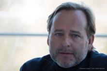 "Michael Beck, Co-owner and Managing Director, Beck & Eggelin International Fine Art. December 2015. Nikon D750, 310 mm (80-400 ƒ/4.5-5.6) 1/400"" ƒ/5.6 ISO 400"