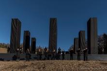 "Unveiling of ""The Sky Over Nine Columns"". Sankt Moritz, December 10th 2016. Nikon D750, 20 mm (20.0 mm ƒ/1.8) 1/500"" ƒ/5.6 ISO 100"