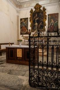 """Somasassa, Valtellina, church of San Gottardo, XVIII Century. Nikon D810, 24 mm (24 mm ƒ/1.4) 2"""" ƒ/14 ISO 64"""