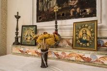 """Somasassa, Valtellina, church of San Gottardo, XVIII Century. Nikon D810, 24 mm (24 mm ƒ/1.4) 2.5"""" ƒ/14 ISO 64"""