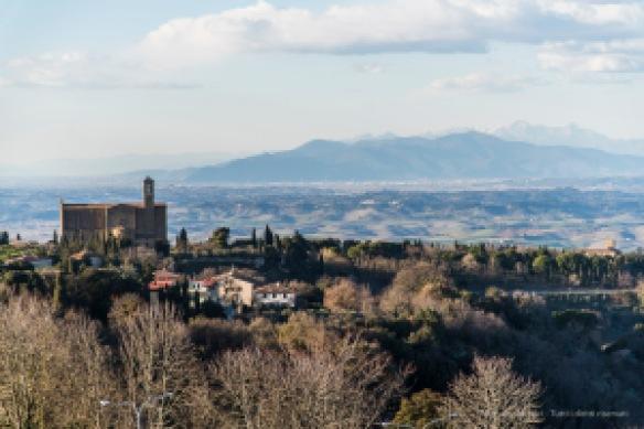 "Chiesa di San Giusto, Volterra, gennaio 2017. Nikon D810, 120 mm (24-120.0 mm ƒ/4) 1/640"" ƒ/4 ISO 200"