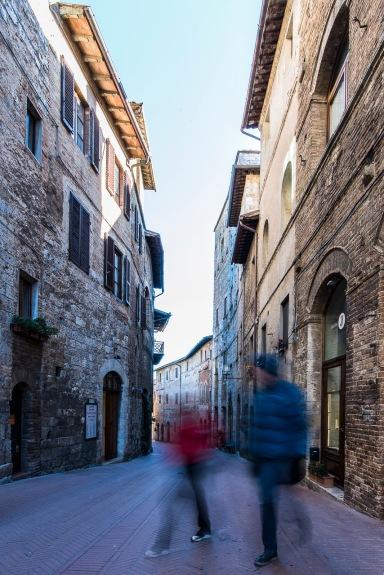 """San Gimignano, January 2017. Nikon D810, 20 mm ( 20.0 mm ƒ/1.8) 0.5"""" ƒ/16 ISO 64"""