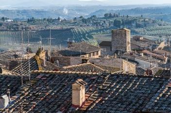"""San Gimignano, January 2017. Nikon D810, 120 mm ( 24-120.0 mm ƒ/4) 1/250"""" ƒ/8 ISO 250"""
