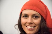 """Isabella Bretti, """"Mugnaia"""" 2016 in the 2017 Ivrea Carnival. Nikon D810, 85 mm (24-120 mm ƒ/4) 1/100"""" ƒ/4 ISO 8000"""