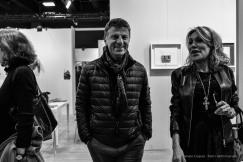 Sergio Gaddi, Art critic.