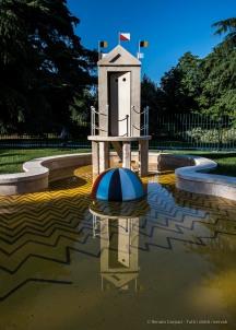 """Giorgio de Chirico, """"I Bagni Misteriosi"""". Milano, June 2015. Nikon D750, 24 mm (24.0 mm ƒ/1.4) 1/500"""" ƒ/10 ISO 400"""